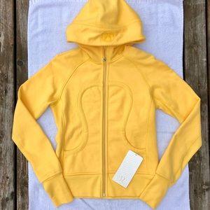 NEW Lululemon Scuba Hoodie Jacket Size 6